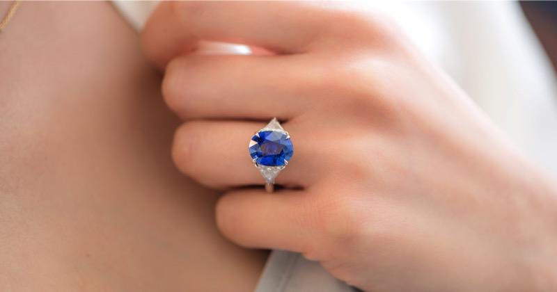 shah sapphires